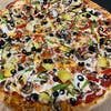 Veggie Supreme Pizza