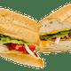 Sarpino's Club Turkey Sandwich