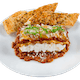 Baked Lasagna with Meat Sauce