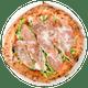 Margherita & Prosciutto Pizza