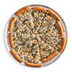 Spinach Alfredo Specialty Pizza