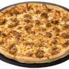 Gluten Sensitive Italian Sausage Pizza