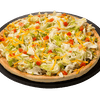 Gluten Sensitive Texan Taco Pizza