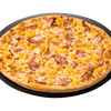Gluten Sensitive Sweet Swine Pizza