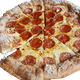 Big Stuffed Crust Pizza