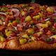 Maui Zaui with Ham Pizza