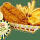 Cajun Fish Meal Deal