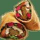 #2 Falafel Sandwich Lunch