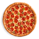 Large Create Your Own Cheese Pizza