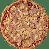 Hawaiian Style Pizza
