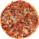 The Miler Pizza Special