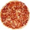 The Triple Pep Pizza