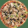 Fresh Vegetable Pizza