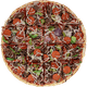 Vegan Da Works Pizza