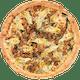 Socal CHK Artichoke Pesto Pizza