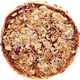 Personal BBQ Chicken Pizza