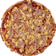 Personal Hawaiian Pizza
