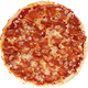 Personal Triple Pepperoni Pizza