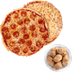 Two Large Pizzas & 6 Knots Special