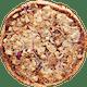 Keto BBQ Chicken Pizza