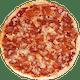 Keto The Triple Pepperoni Pizza