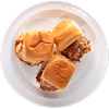 Beyond Meat Sliders