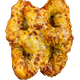 Double Pretzel Pizza - Cheese