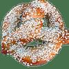 Sesame Seed Pretzel