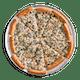 Specialty Spinach Alfredo Pizza
