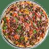 Vegan Cleopatra Jones Pizza