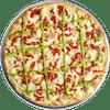 Vegan Night Tripper Pizza