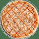Vegan Tony Clifton Pizza