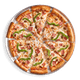 Large Pizza with Five Toppings Special