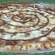 Round BBQ Chicken Pizza