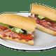 Italian Hoagie Sandwich