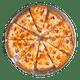 Zesty Ham Cheddar Pizza