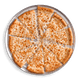 Alfredo Cheese Pizza