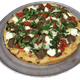 The Southsider Meat Pizza