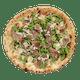 White Arugula Neapolitan Pizza