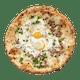 Sunnyside Up Neapolitan Pizza