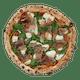 Prosciutto & Baby Spinach Neapolitan Pizza