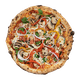 Very Veggie Neapolitan Pizza