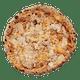 Quattro Formaggi Thin Pizza