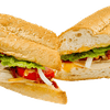 Sarpino's Turkey Club Sandwich