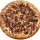 Meats Galore Pizza