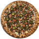 Ultimate Mexicana Pizza