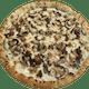 Spinach Chicken Alfredo Pizza