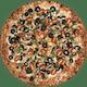 Veggie Delight Pizza