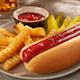 Hot Dog Combo #1