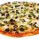 Veg Out Pizza
